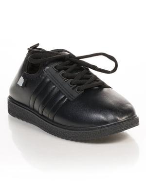 Ботинки черные | 4817049
