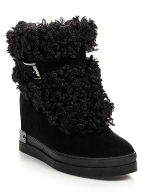 Ботинки черные   4782502