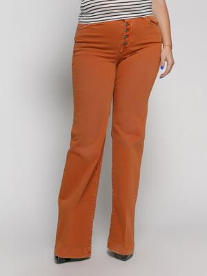 Брюки оранжевые   4791199