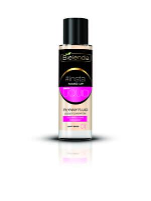 Крем тональный #Insta Make-Up - Skin Liquid — светлый беж | 4817974