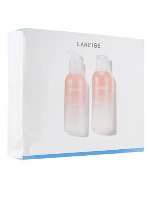 Набір засобів для очищення шкіри Fresh Calming Line / Gel Cleanser / Toner / Serum / Morning Mask (4 шт.) | 4818057