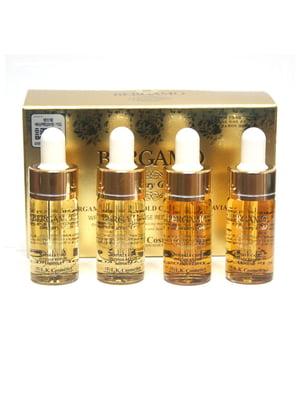 Набір сироваток антивікових з золотом, колагеном і ікрою Luxury Gold & Caviar Wrinkle Care Intense Repair Ampoule (1 шт.)   4818068