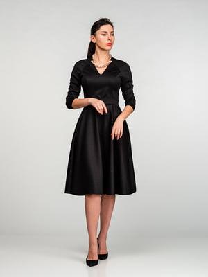 Платье черное | 4818170