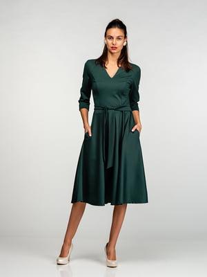 Платье зеленое | 4818171