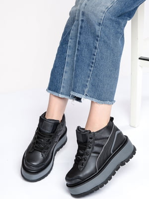 Ботинки черные | 4818859