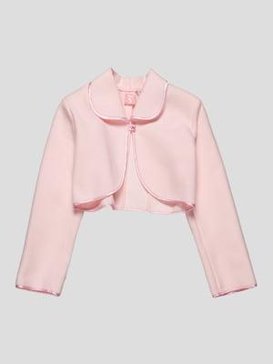 Болеро розовое   4246386