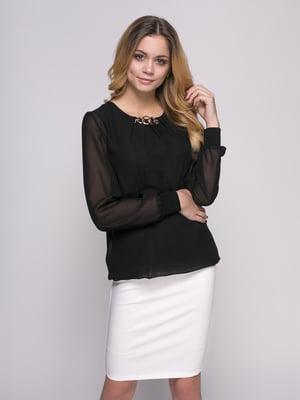 Блуза чорна | 4817181