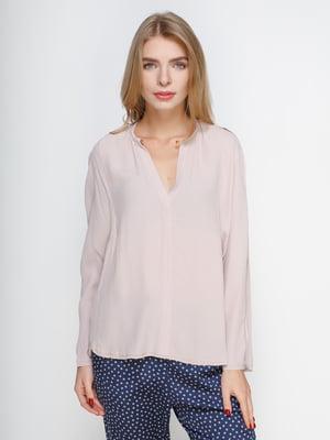 Блуза светло-розовая   4790220