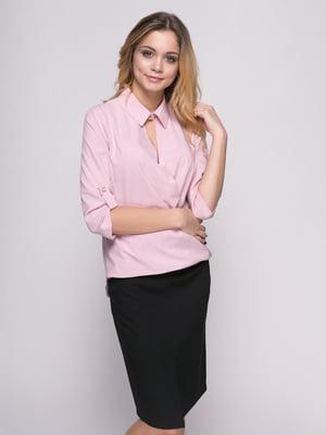 Блуза рожева | 4817178