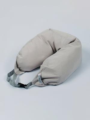 Подушка Othello - Travel Mate grey (подголовник) | 4428720