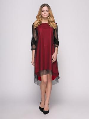 Сукня червона   4817225