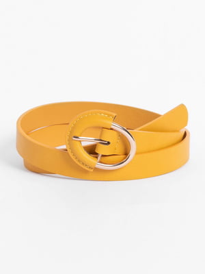 Ремень желтый | 4820573