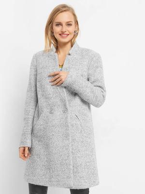 Пальто серое | 4820586