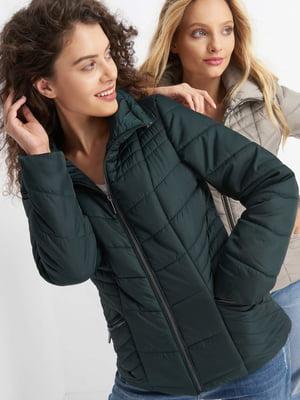 Куртка зелена | 4793286