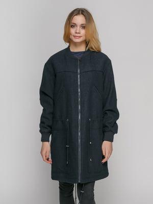 Пальто сіре | 4790554