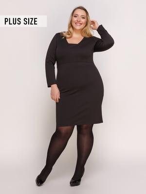 Платье черное | 4817365