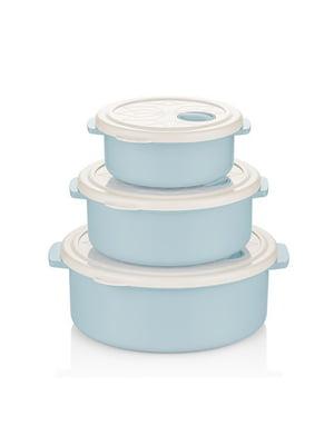 Набір контейнерів для зберігання (3 шт.) | 3811337