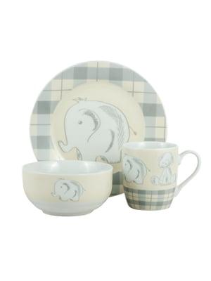 Набор детской посуды (3 предмета) | 4671254