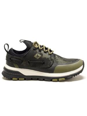 Кросівки кольору хакі | 4715471
