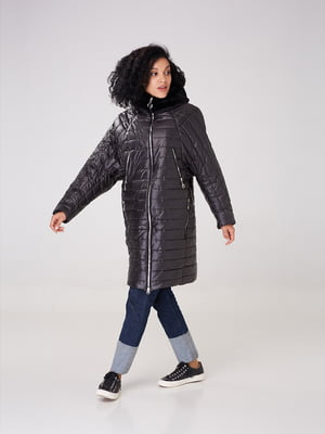 Пальто чорне | 4705202
