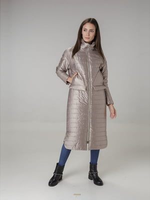 Пальто бежевое | 4763011