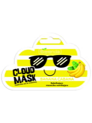 Маска зволожувальна бульбашкова Cloud Mask Banana Cabana (6 г) | 4817919