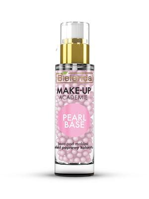 База під макіяж, ефект поліпшення кольору обличчя - рожева | 4817999