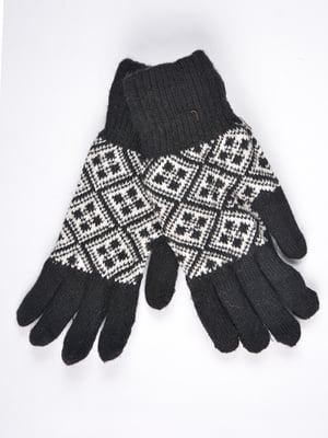 Перчатки черные   4821749
