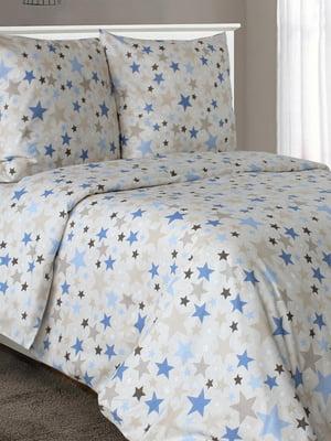 Комплект постельного белья двуспальный | 4821797