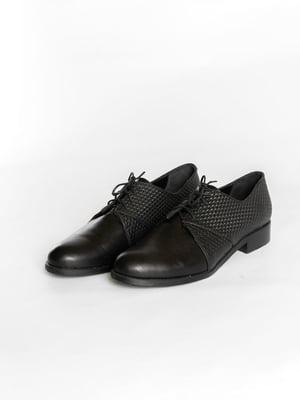 Туфли черные | 4822515