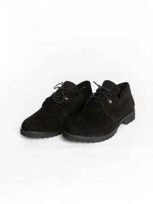 Туфлі чорні | 4822522