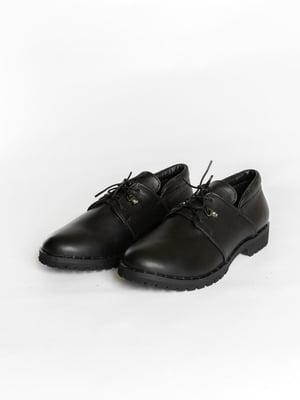 Туфлі чорні | 4822525