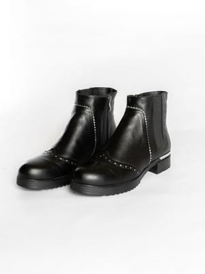 Ботинки черные | 4822531