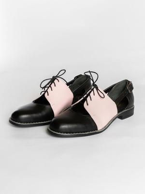 Туфли двухцветные | 4822550