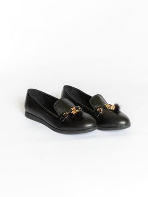 Туфли черные | 4822561