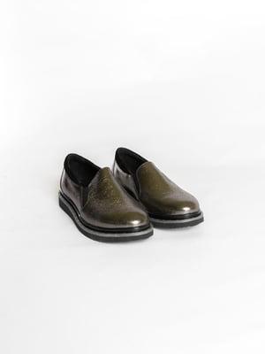 Туфли серебристого цвета | 4822563
