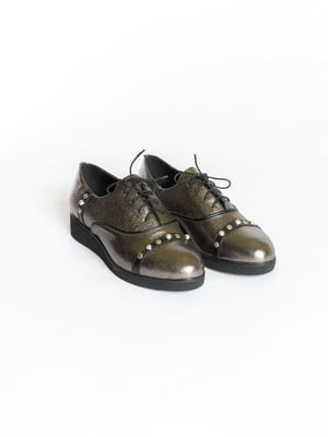 Туфли двухцветные | 4822568
