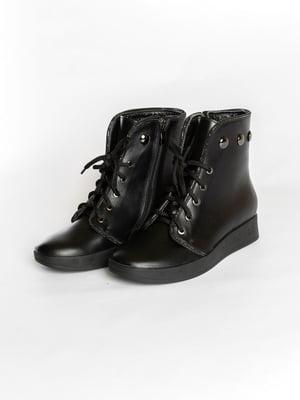 Ботинки черные | 4822589
