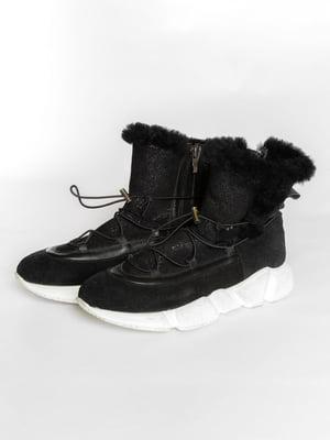 Ботинки черные | 4822590