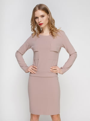 Костюм: блуза и юбка | 2056229