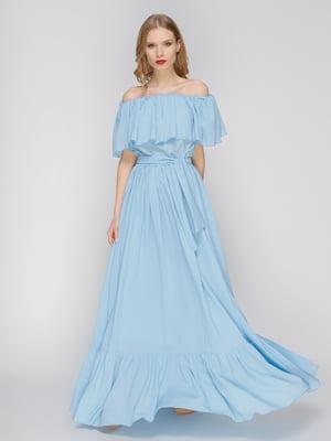 Сукня блакитна   2293446