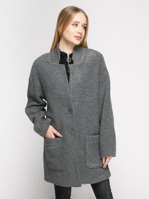 Пальто серое | 4790540