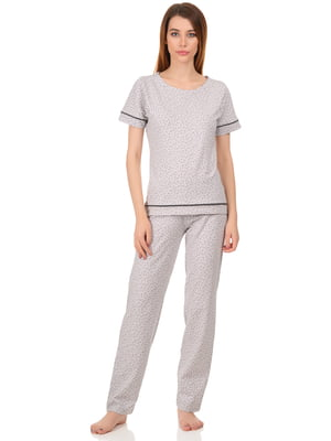 Комплект: футболка и брюки | 4519595