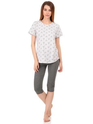 Комплект: футболка и бриджи | 4824044