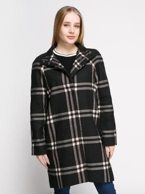 Пальто клетчатое | 4808023