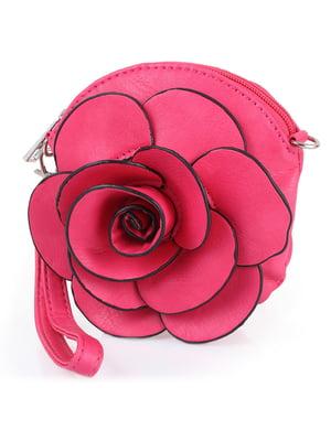 Клатч розовый | 4818225