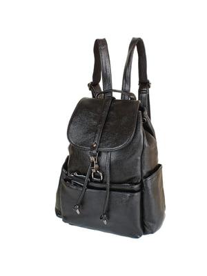 Рюкзак чорний | 4818314