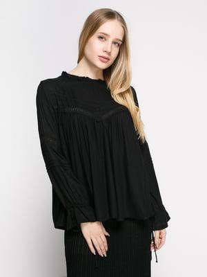 Блуза черная | 2616268
