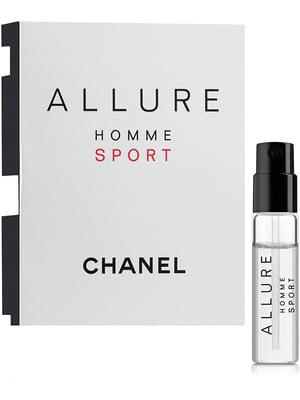 Парфумована вода Allure Homme Sport - пробірка (1,5 мл) | 4825237