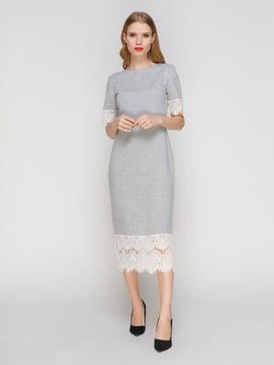 Сукня сіра   3182334